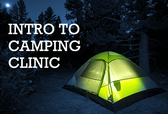 Intro to Camping Clinic